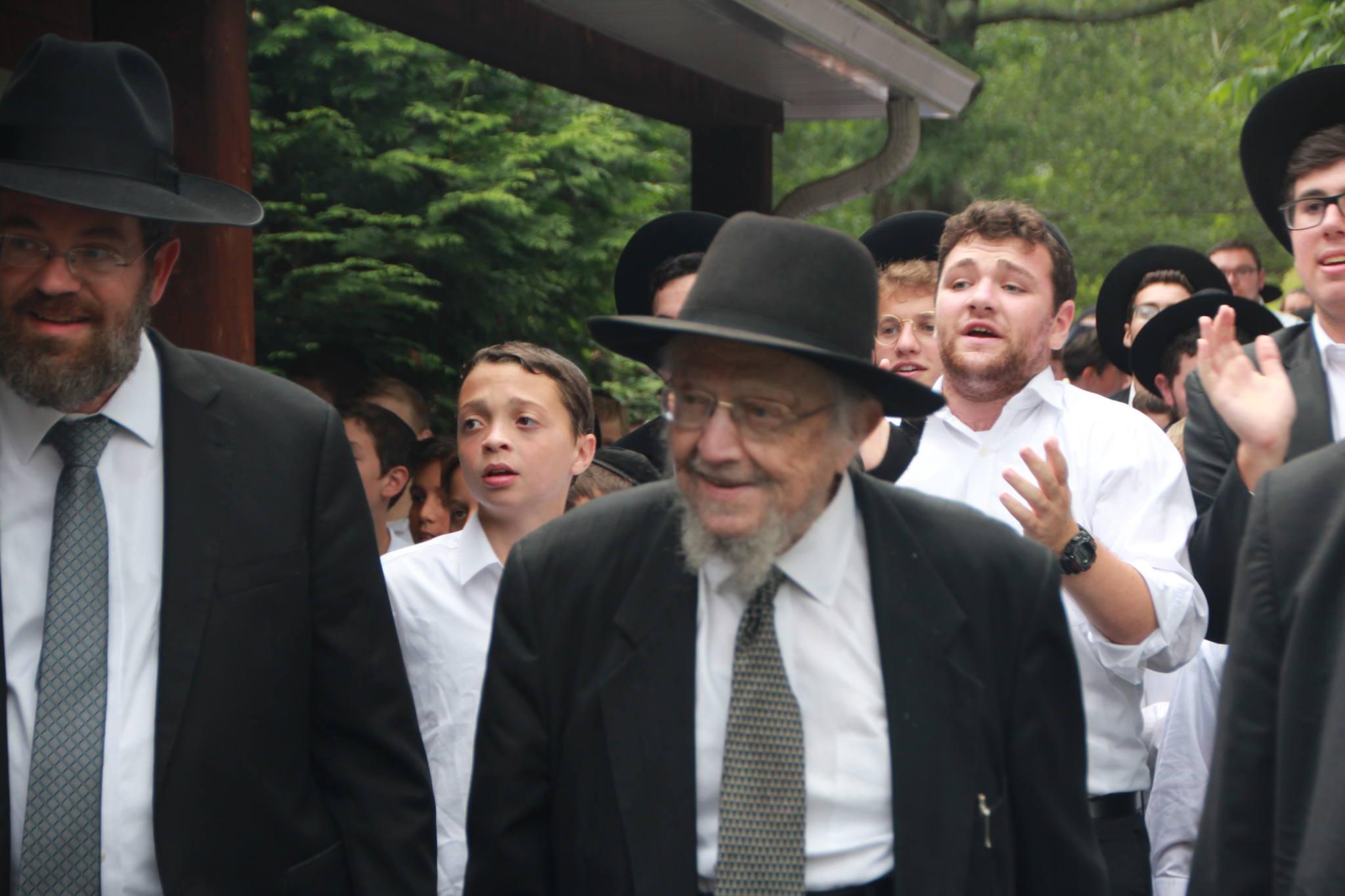 Rav Dovid Feinstein, shlita