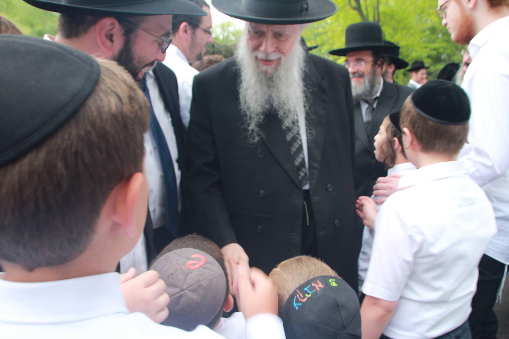 Rav Hillel David, shlita
