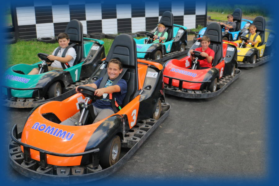 Go Cart 2 – with transition