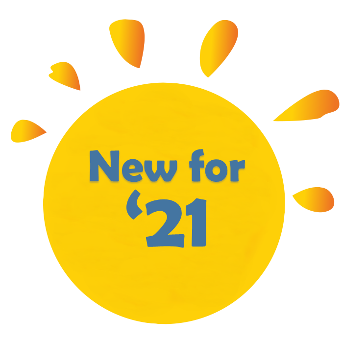 New for '21